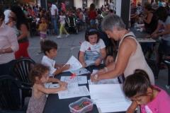 Festes d\'Estiu 2012 - 15 - Mercadillo, mascotas, tallers i jocs infantils, ball de saló i country