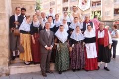 Festes d\'Estiu 2012 - 16 - PREGO CLOENDA I BALL DE L\'OFERTA