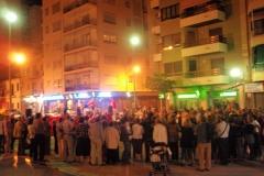 Ballada, mercadillo i xerrada drogodependencies de les Jornades solidaries i multiculturals 2010