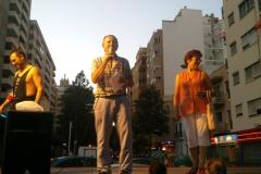 Festes d'estiu 2014-zumba i bodi combat