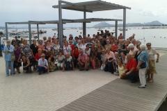 V JORNADES SOLIDARIES 2014-excursió