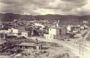 Plaça Es Fortí. Any 1930